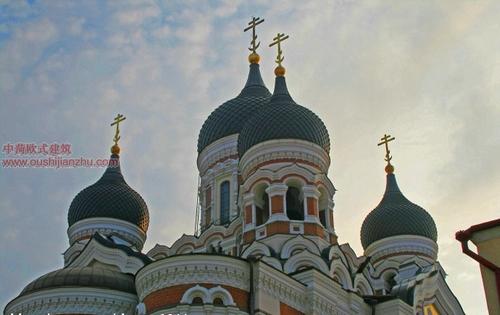 欧式建筑—爱沙尼亚首都塔林18