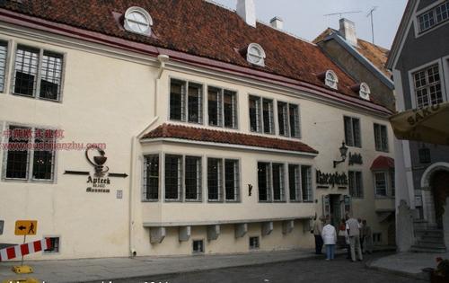 欧式建筑—爱沙尼亚首都塔林11