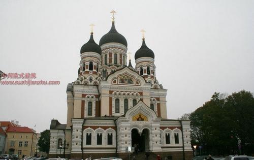 欧式建筑—爱沙尼亚首都塔林17
