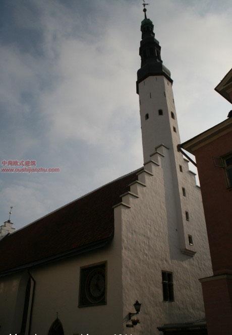 欧式建筑—爱沙尼亚首都塔林15