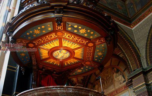 欧式建筑-圣尼古拉斯教堂7