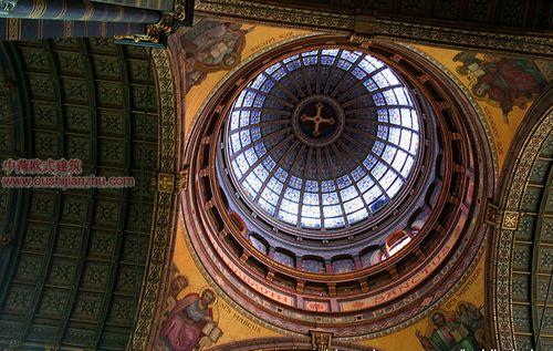 欧式建筑-圣尼古拉斯教堂8
