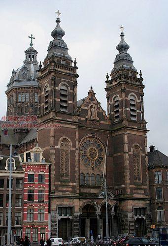 欧式建筑-圣尼古拉斯教堂2