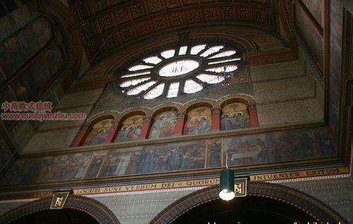 欧式建筑-圣尼古拉斯教堂6