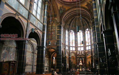 欧式建筑-圣尼古拉斯教堂5