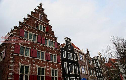 荷兰阿姆斯特丹欧式建筑2