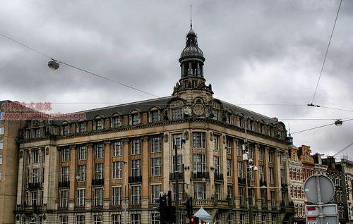 荷兰阿姆斯特丹欧式建筑3