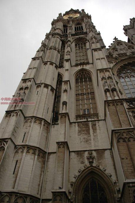 欧式建筑-圣母大教堂3