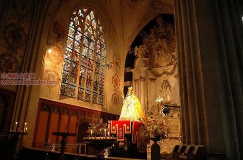 欧式建筑-圣母大教堂4