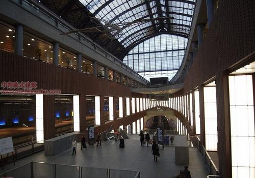 欧式建筑—比利时安特卫普3