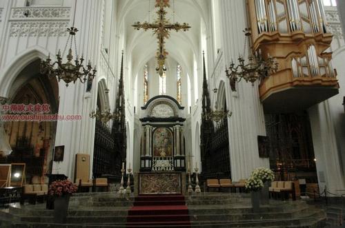 欧式建筑-圣母大教堂7