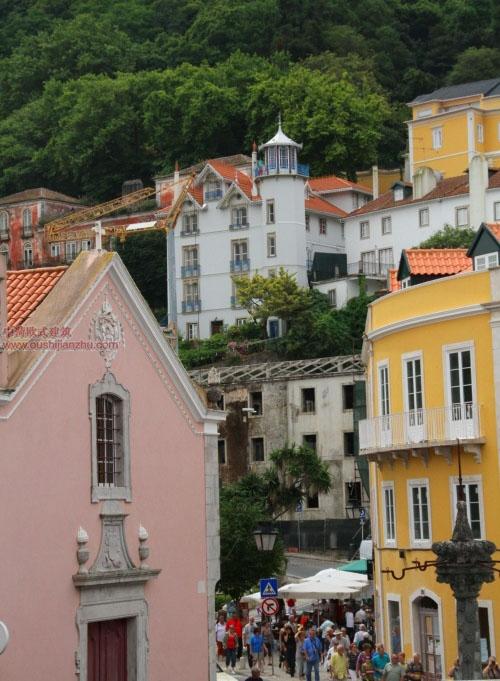 欧式建筑-葡萄牙辛特拉4