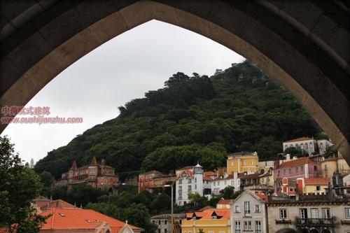 欧式建筑-葡萄牙辛特拉2