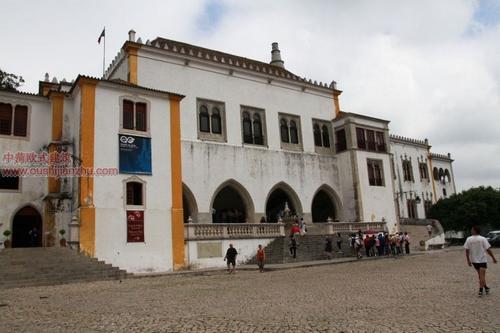 欧式建筑-葡萄牙辛特拉9