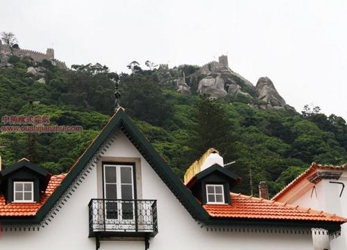 欧式建筑-葡萄牙辛特拉3