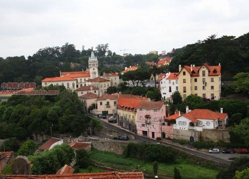 欧式建筑-葡萄牙辛特拉5