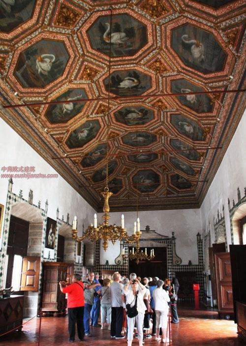欧式建筑-葡萄牙辛特拉11