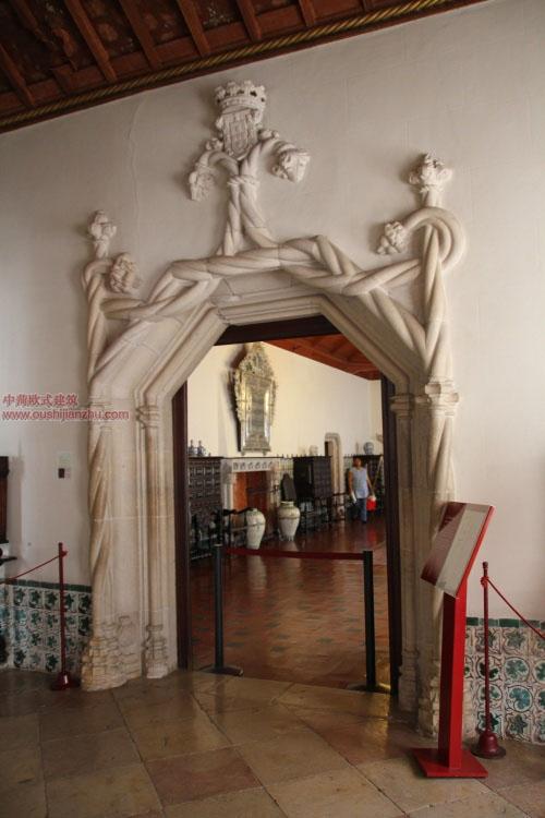 欧式建筑-葡萄牙辛特拉10