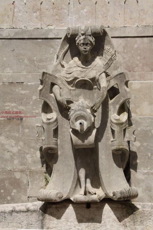 欧式建筑-葡萄牙辛特拉17
