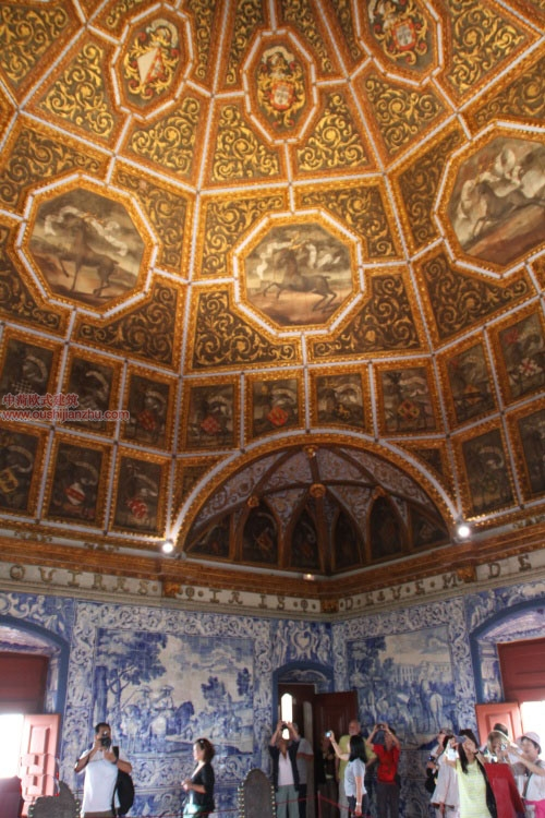 欧式建筑-葡萄牙辛特拉20