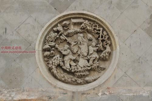 五台山普化寺里的精美雕塑2