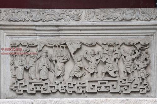 五台山普化寺里的精美雕塑6