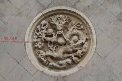 五台山普化寺里的精美雕塑5