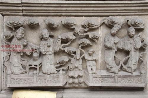 五台山普化寺里的精美雕塑8