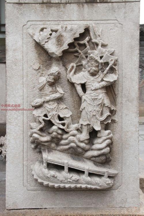 五台山普化寺里的精美雕塑16