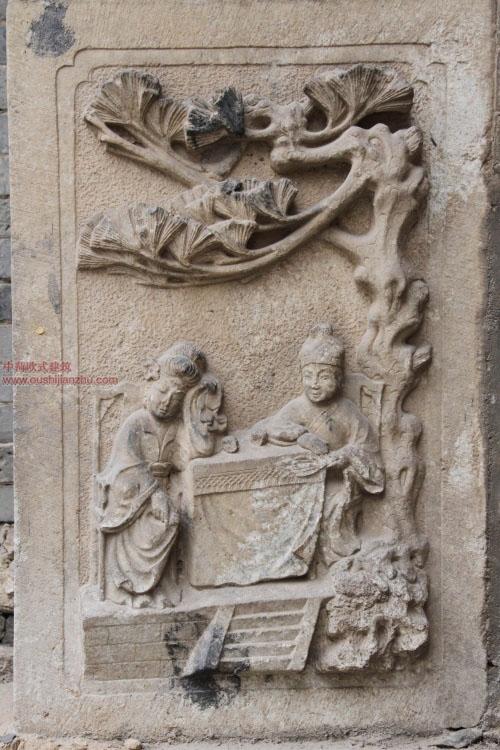 五台山普化寺里的精美雕塑14