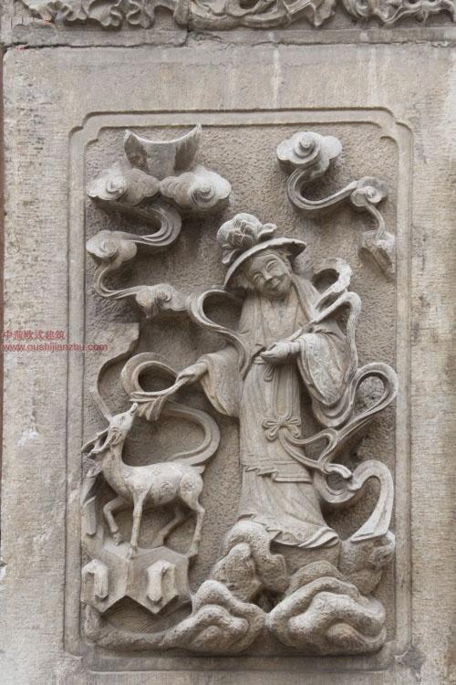五台山普化寺里的精美雕塑22