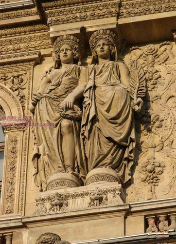 巴黎歌剧院和卢浮宫8