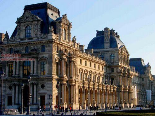 巴黎歌剧院和卢浮宫5