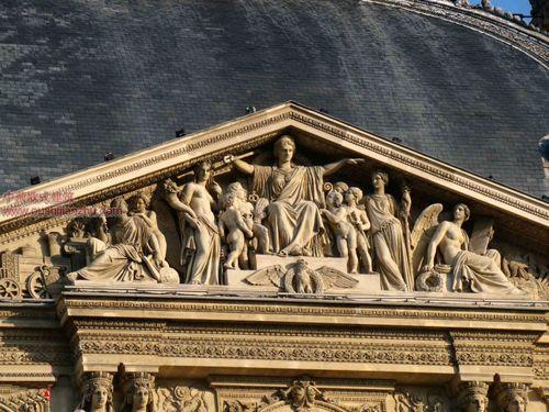 巴黎歌剧院和卢浮宫7