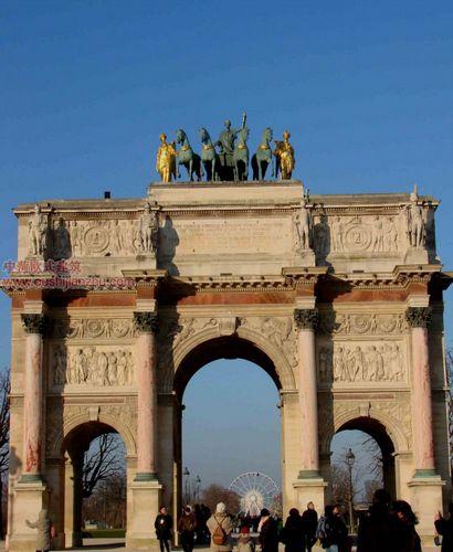 巴黎歌剧院和卢浮宫2