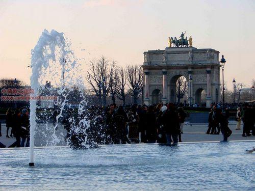 巴黎歌剧院和卢浮宫1