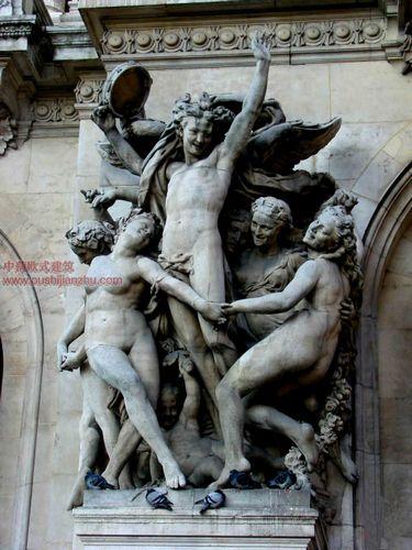 巴黎歌剧院和卢浮宫17