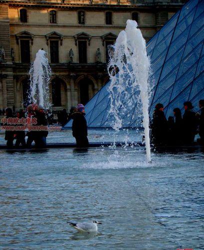 巴黎歌剧院和卢浮宫11