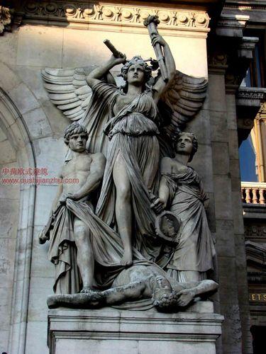 巴黎歌剧院和卢浮宫18