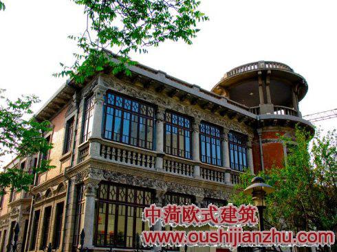 天津欧式建筑
