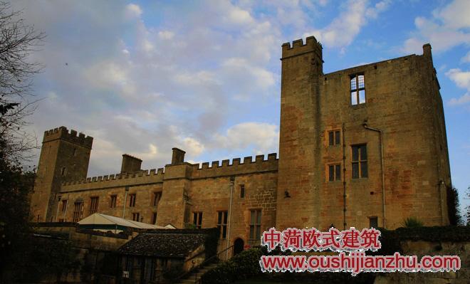 欧式城堡内部图片