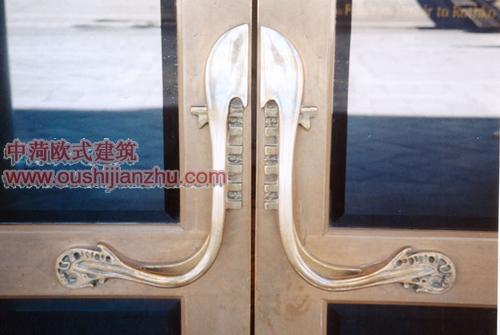 铜装饰——铜拉手1