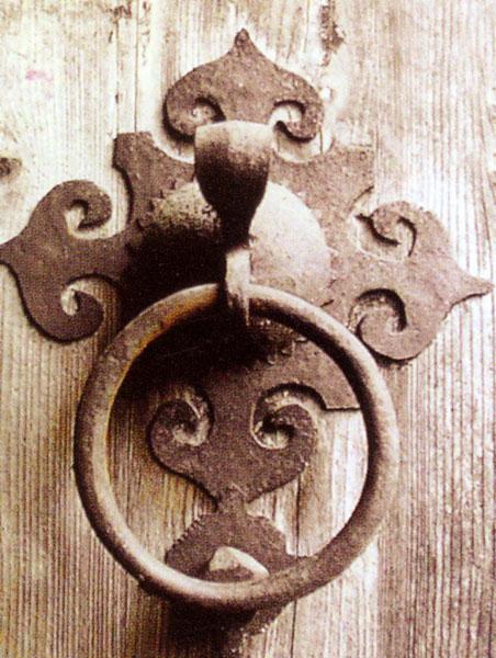 铜装饰——铜拉手8