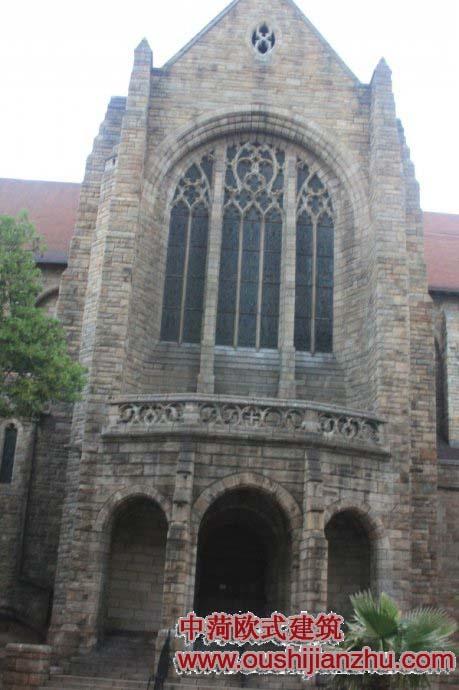 欧式建筑教堂