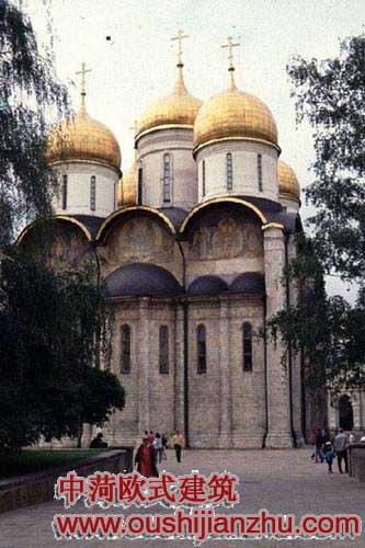 俄罗斯建筑风格