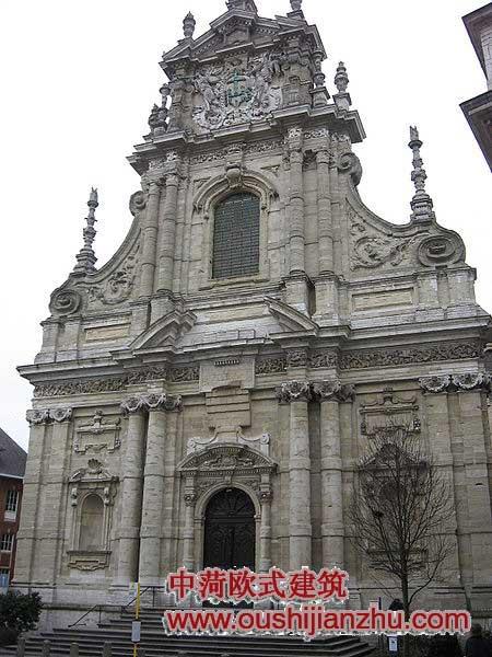巴洛克欧式建筑在荷兰-欧式建筑