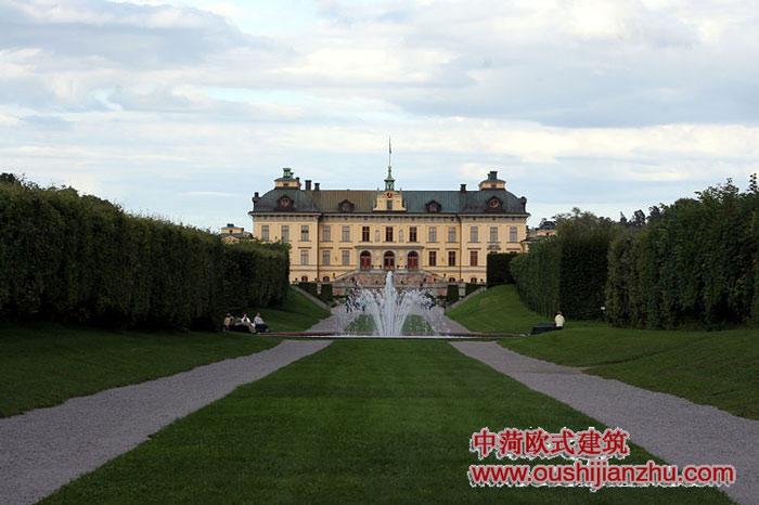 欧式建筑在瑞典