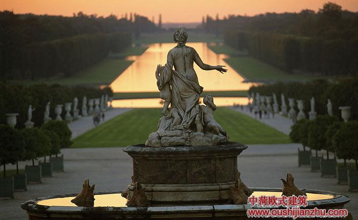 凡赛宫雕塑