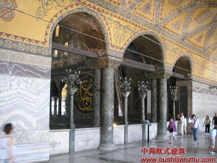 欧式建筑教堂装饰品
