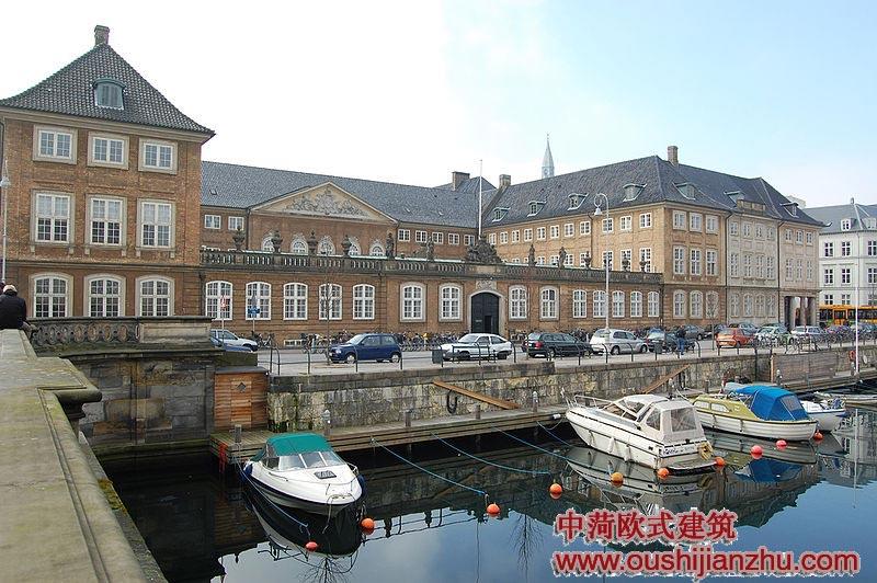 哥本哈根太子大厦